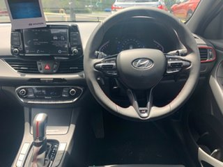 2020 Hyundai i30 PD.V4 MY21 N Line D-CT Lava Orange 7 Speed Sports Automatic Dual Clutch Hatchback