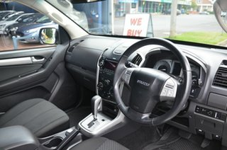 2014 Isuzu MU-X UC LS-M (4x4) White 5 Speed Automatic Wagon