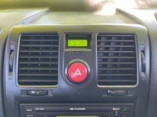 2010 Hyundai Getz TB MY09 S Black 4 Speed Automatic Hatchback