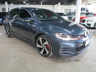 2018 Volkswagen Golf 7.5 MY18 GTI DSG Grey 6 Speed Sports Automatic Dual Clutch Hatchback.