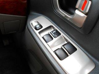 2002 Mitsubishi Pajero NP Exceed Green 5 Speed Sports Automatic Wagon