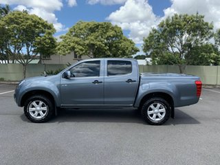 2012 Isuzu D-MAX LS-M Grey 5 Speed Manual Dual Cab