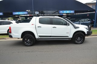 2016 Holden Colorado RG MY16 Z71 (4x4) White 6 Speed Automatic Crew Cab Pickup.