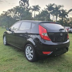 2017 Hyundai Accent RB5 MY17 Sport Black 6 Speed Sports Automatic Hatchback