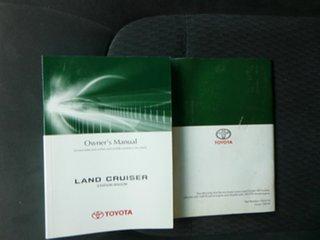 2013 Toyota Landcruiser VDJ200R MY13 GXL Silver 6 Speed Sports Automatic Wagon