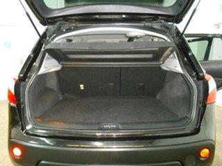 2012 Nissan Dualis J10W Series 3 MY12 Ti-L Hatch 2WD Black 6 Speed Manual Hatchback