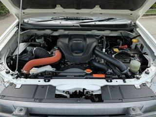 2017 Isuzu D-MAX SX MY17 White 6 Speed Automatic Dual Cab
