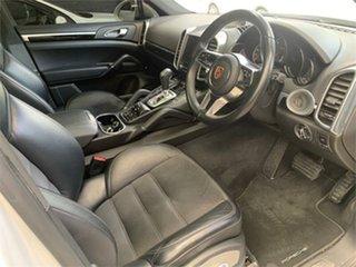 2016 Porsche Cayenne 92A Diesel Platinum Edition White Sports Automatic Wagon