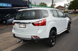 2014 Isuzu MU-X UC LS-M (4x4) White 5 Speed Automatic Wagon.