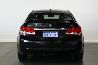 2010 Holden Cruze JG CDX Black 5 Speed Manual Sedan