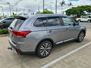 2019 Mitsubishi Outlander ZL MY20 LS 2WD Grey 6 Speed Constant Variable Wagon.