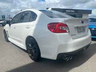 2015 Subaru WRX V1 MY15 Premium Lineartronic AWD White 8 Speed Constant Variable Sedan