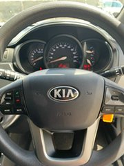 2013 Kia Rio UB MY13 S Grey 4 Speed Sports Automatic Hatchback