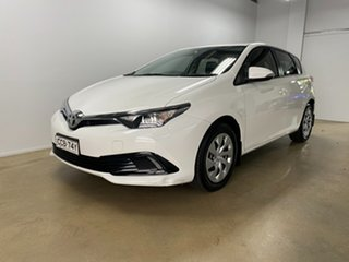 2017 Toyota Corolla ZRE182R MY17 Ascent White 7 Speed CVT Auto Sequential Hatchback