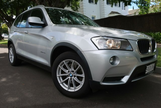 Used BMW X3 E83 MY09 xDrive 20d Lifestyle Prospect, 2011 BMW X3 E83 MY09 xDrive 20d Lifestyle Silver 6 Speed Auto Steptronic Wagon