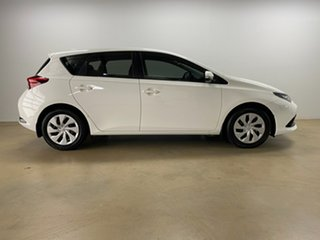 2017 Toyota Corolla ZRE182R MY17 Ascent White 7 Speed CVT Auto Sequential Hatchback.