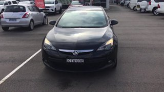 2015 Holden Astra PJ MY16 GTC Sport Black 6 Speed Automatic Hatchback.