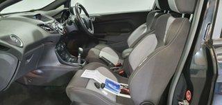 2015 Ford Fiesta WZ MY15 ST Black 6 Speed Manual Hatchback