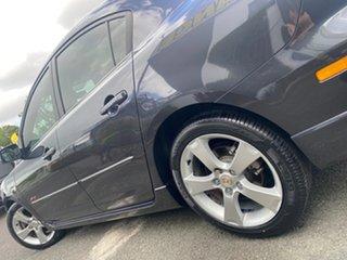 2006 Mazda 3 BK1031 SP23 Grey 4 Speed Sports Automatic Sedan