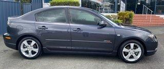2006 Mazda 3 BK1031 SP23 Grey 4 Speed Sports Automatic Sedan.
