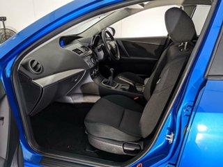 2012 Mazda 3 BL10F2 Neo Blue 6 Speed Manual Sedan