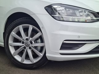 2017 Volkswagen Golf 110TSI Comfortl White 7SPD DSG TRANS Wagon.