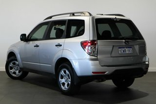 2008 Subaru Forester S3 MY09 X AWD Silver 4 Speed Sports Automatic Wagon.