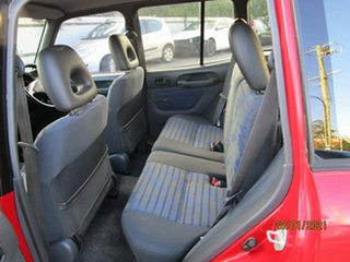 1997 Toyota RAV4 (4x4) Red 4 Speed Automatic 4x4 Wagon