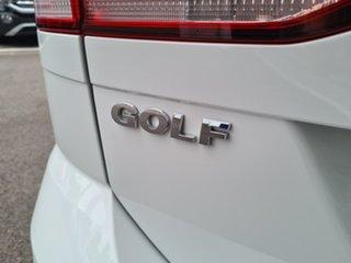 2017 Volkswagen Golf 110TSI Comfortl White 7SPD DSG TRANS Wagon
