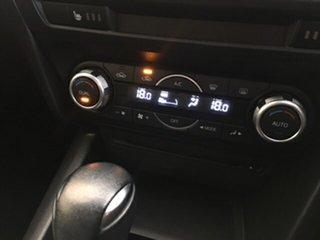 2015 Mazda 3 BM MY15 SP25 GT White 6 Speed Automatic Sedan