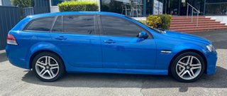 2012 Holden Commodore VE II MY12 SV6 Sportwagon Blue 6 Speed Sports Automatic Wagon.