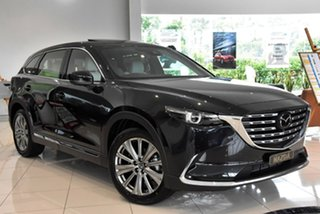2020 Mazda CX-9 TC Black 6 Speed Sports Automatic Wagon.