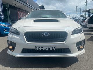 2015 Subaru WRX V1 MY15 Premium Lineartronic AWD White 8 Speed Constant Variable Sedan.