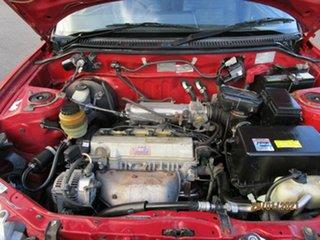 1997 Toyota RAV4 (4x4) Red 4 Speed Automatic 4x4 Wagon