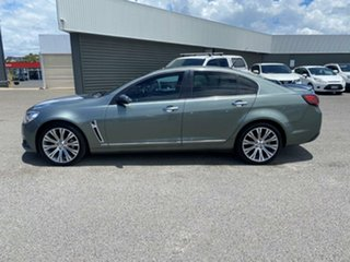2014 Holden Calais VF MY14 V Grey 6 Speed Sports Automatic Sedan