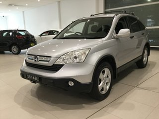 2008 Honda CR-V RE MY2007 4WD Silver, Chrome 5 Speed Automatic Wagon
