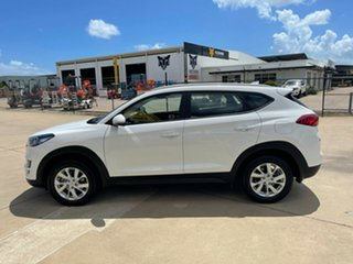 2019 Hyundai Tucson TL3 MY19 Active X 2WD White/300919 6 Speed Automatic Wagon