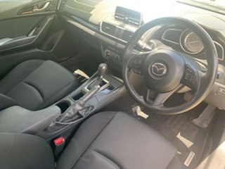 2015 Mazda 3 NEO K Silver 6 Speed Automatic Sedan