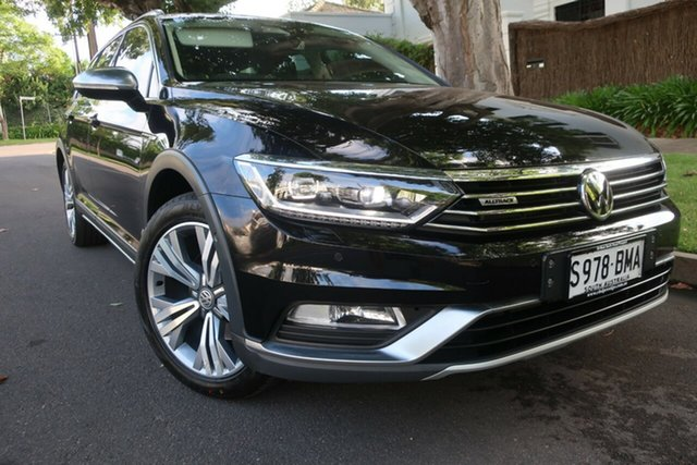 Used Volkswagen Passat 3C (B8) MY16 140TDI DSG 4MOTION Alltrack Prospect, 2016 Volkswagen Passat 3C (B8) MY16 140TDI DSG 4MOTION Alltrack Black 6 Speed