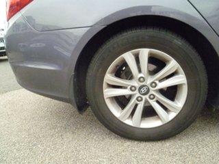 2012 Hyundai i45 YF MY11 Active Grey 6 Speed Sports Automatic Sedan
