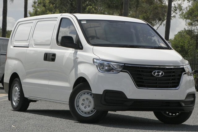 New Hyundai iMAX TQ4 MY21 Active Beaudesert, 2020 Hyundai iMAX TQ4 MY21 Active Creamy White 5 Speed Automatic Wagon
