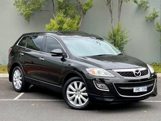 2009 Mazda CX-9 TB10A3 MY10 Grand Touring Black 6 Speed Sports Automatic Wagon.