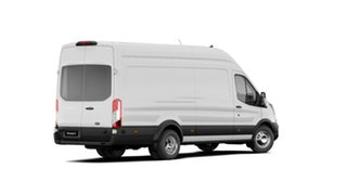 2020 Ford Transit VO 2020.50MY 430e High Roof Frozen White 10 Speed Automatic Van.