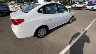 2008 Hyundai Elantra HD SX White 5 Speed Manual Sedan.