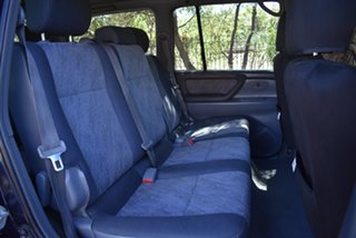 2000 Toyota Landcruiser FZJ105R GXL Blue 4 Speed Automatic Wagon