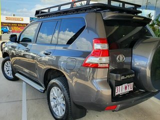 2016 Toyota Landcruiser Prado VX Grey 6 Speed Automatic Wagon
