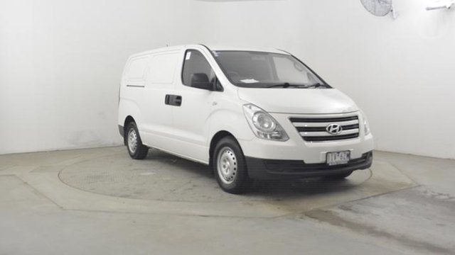 Used Hyundai iLOAD TQ Series II (TQ3) Altona North, 2016 Hyundai iLOAD TQ Series II (TQ3) White 5 Speed Automatic Van