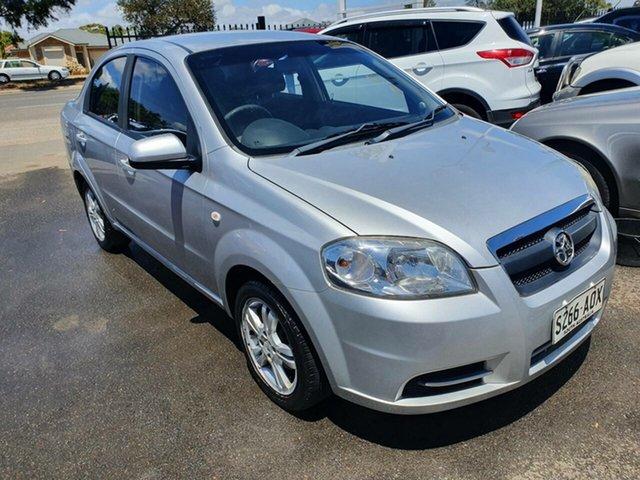 Used Holden Barina TK MY11 Morphett Vale, 2012 Holden Barina TK MY11 Silver 5 Speed Manual Sedan