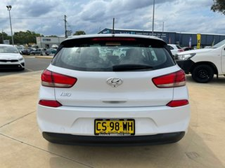 2019 Hyundai i30 Go White Sports Automatic Hatchback