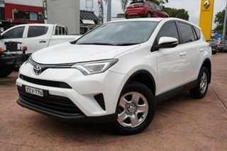 2016 Toyota RAV4 ALA49R MY16 GX (4x4) White 6 Speed Automatic Wagon.